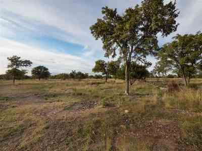 Marble Falls Residential Lots & Land For Sale: Lot 9 Park View Dr