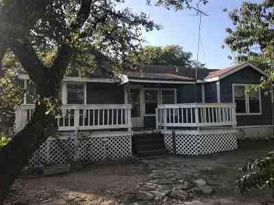 Burnet Single Family Home Pending-Taking Backups: 805 1/2 White