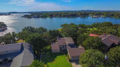 Granite Shoals Single Family Home For Sale: 204 Tempe