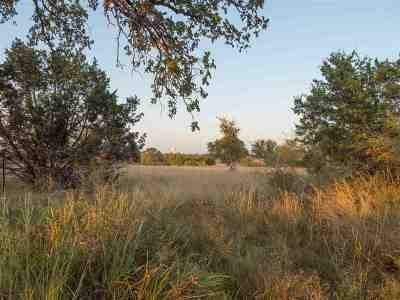 Marble Falls Residential Lots & Land For Sale: Lot 17 Park View Dr