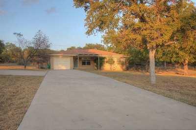 Burnet County Single Family Home For Sale: 138 Cr 141