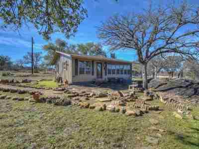 Horseshoe Bay Single Family Home For Sale: 158 Lake Shore