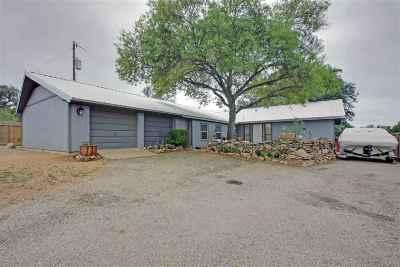 Burnet Single Family Home For Sale: 4170 Fm 690