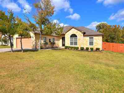 Marble Falls Single Family Home For Sale: 505 Woodland Park