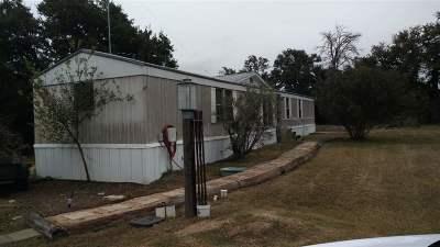 Burnet County Single Family Home For Sale: 2212 Arrowhead