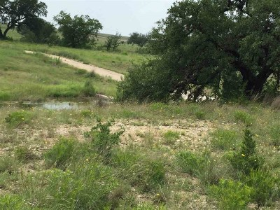 Marble Falls Residential Lots & Land For Sale: Lot 225 Rolling Waters