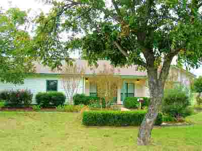 Burnet County Single Family Home Pending-Taking Backups: 3620 Fm 1980