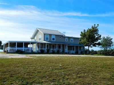 Burnet County Farm & Ranch For Sale: 1162 Cr 335