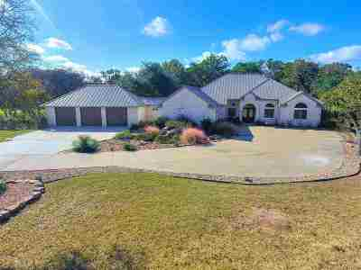 Horseshoe Bay W Single Family Home For Sale: 410 Turquoise