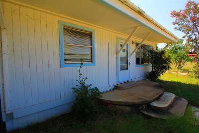 Buchanan Dam Single Family Home For Sale: 17602 Hwy 29