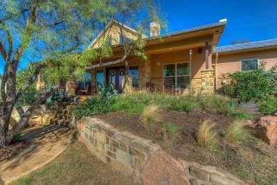 Burnet Single Family Home Pending-Taking Backups: 309 N Rockwood