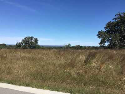 Horseshoe Bay Residential Lots & Land For Sale: W11077 Broken Hills/Cactus Canyon