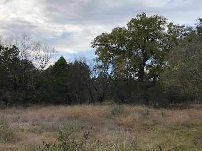 Spicewood Residential Lots & Land For Sale: Lot 18 Creekside Trl