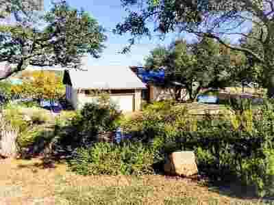 Burnet Single Family Home For Sale: 605 Cr 142