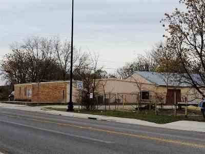 Lampasas Commercial For Sale: 802 E 4th