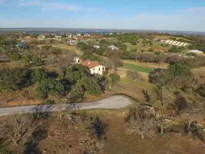 Horseshoe Bay Residential Lots & Land For Sale: W4113-A Iron Rose