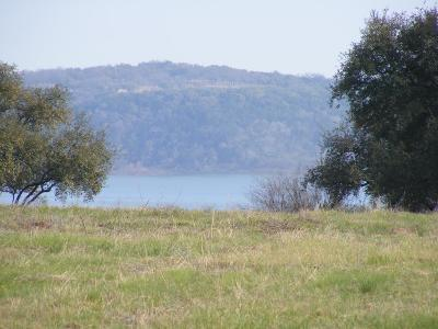 Marble Falls Residential Lots & Land For Sale: 52 Chimney Cove