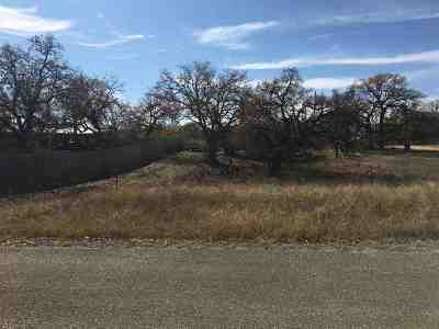 Granite Shoals Residential Lots & Land For Sale: Lot 238 & 239 E Sweetbriar