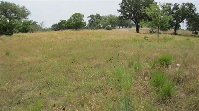 Horseshoe Bay W Residential Lots & Land For Sale: W5052 Bay West Blvd/Comanche Agate