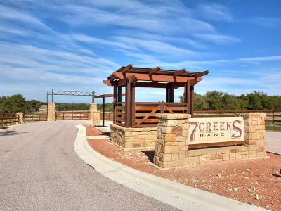 Burnet Farm & Ranch For Sale: Tract 64 Carpenter Ct
