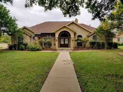 Burnet Single Family Home For Sale: 101 Wallace Riddell Dr.