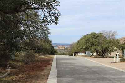 Horseshoe Bay P Residential Lots & Land For Sale: Lot 44077 Crest View
