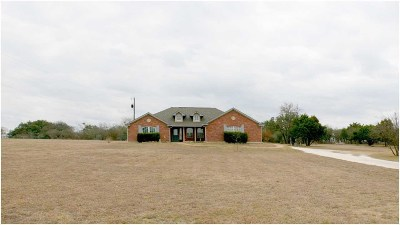 Lampasas County Single Family Home For Sale: 345 Cr 3150