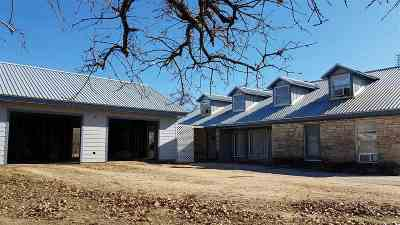 Marble Falls Single Family Home Pending-Taking Backups: 317 Leaning Tree
