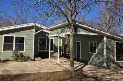 Marble Falls TX Single Family Home For Sale: $199,000