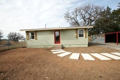 Kingsland Single Family Home For Sale: 3505 Concho Trail