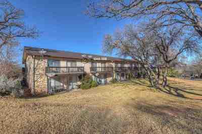 Horseshoe Bay Single Family Home For Sale: 1214 Hi Stirrup #109