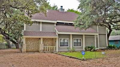 Single Family Home For Sale: 5307 Shady Oaks Circle