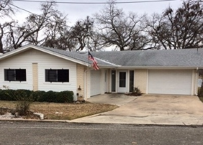 Burnet County Single Family Home For Sale: 1106 Pecan Drive