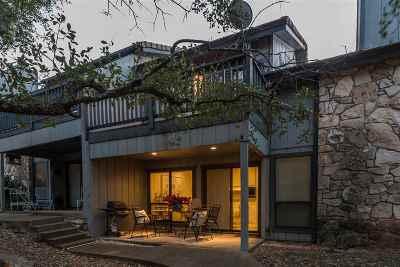 Horseshoe Bay Single Family Home For Sale: 307 Crestview #5