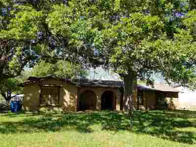 Burnet County Single Family Home For Sale: 448 S Shorewood Dr