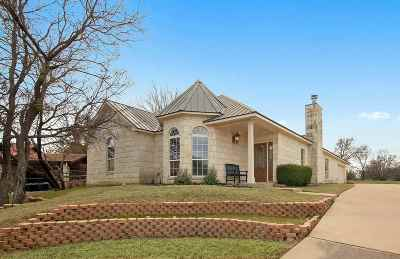 Horseshoe Bay Single Family Home For Sale: 121 Tee Off