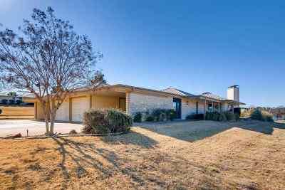 Horseshoe Bay W Single Family Home For Sale: 1406 #20 Broken Hills