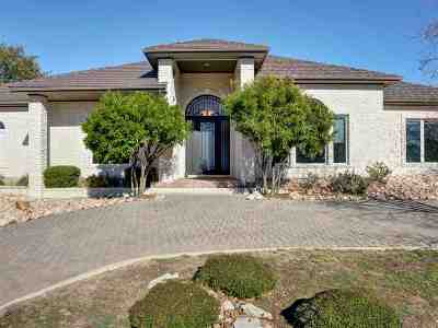 Horseshoe Bay Single Family Home For Sale: 204 Up There