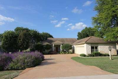 Horseshoe Bay Single Family Home For Sale: 1308 Hi Circle South