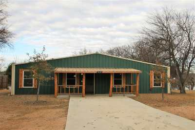 Burnet County Single Family Home For Sale: 3731 Lakeview