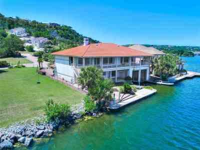 Horseshoe Bay Single Family Home For Sale: 5320 Fm 2147