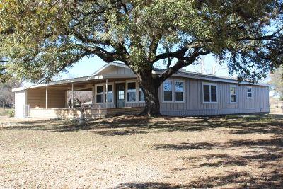 Burnet County Single Family Home Pending-Taking Backups: 1003 Overlook