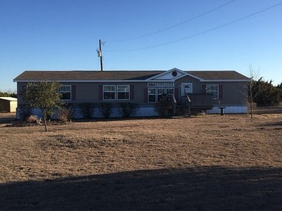 Burnet Single Family Home Pending-Taking Backups: 11709 Fm 963