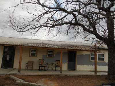 Tow TX Single Family Home For Sale: $95,000