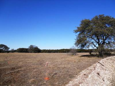 Burnet TX Residential Lots & Land Temporarily Off Market: $59,900