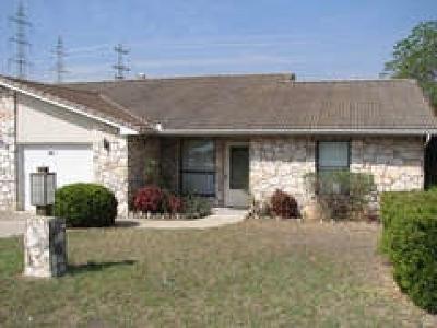 Horseshoe Bay Single Family Home For Sale: 500 Hi Circle W Unit B