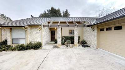 Horseshoe Bay Single Family Home For Sale: 805 Hi Stirrup