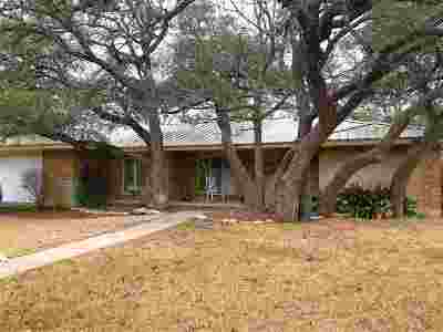 Burnet TX Single Family Home For Sale: $209,900
