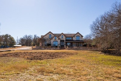 Marble Falls Single Family Home For Sale: 700 Boulder Creek