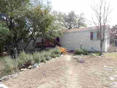 Burnet County Single Family Home For Sale: 2205 5th Street